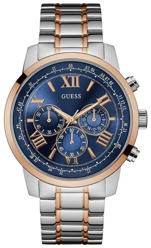 Наручные часы Guess Dress Steel Watch W0379G7