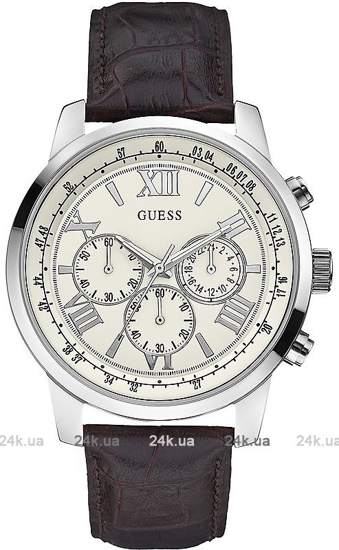 Наручные часы Guess Dress Steel 36 W0380G2