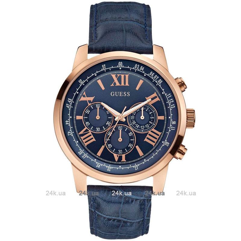 Наручные часы Guess Dress Steel 36 W0380G5