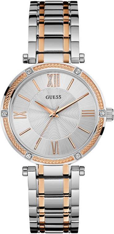 Наручные часы Guess Dress Steel Watch W0636L1