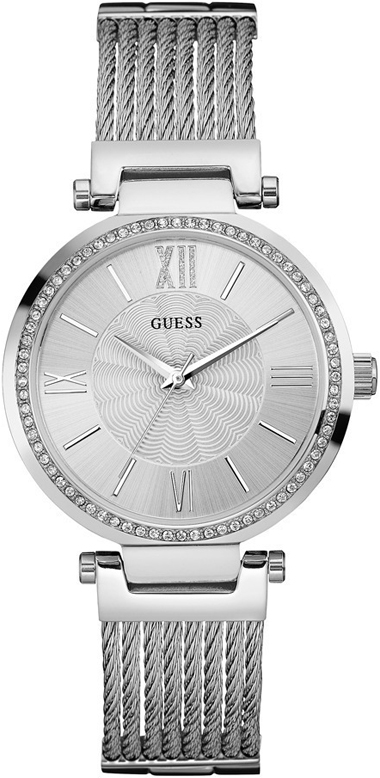Наручные часы Guess Dress Steel Watch W0638L1