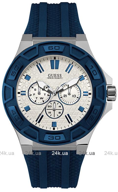 Наручные часы Guess Sport Steel Gent W0674G4