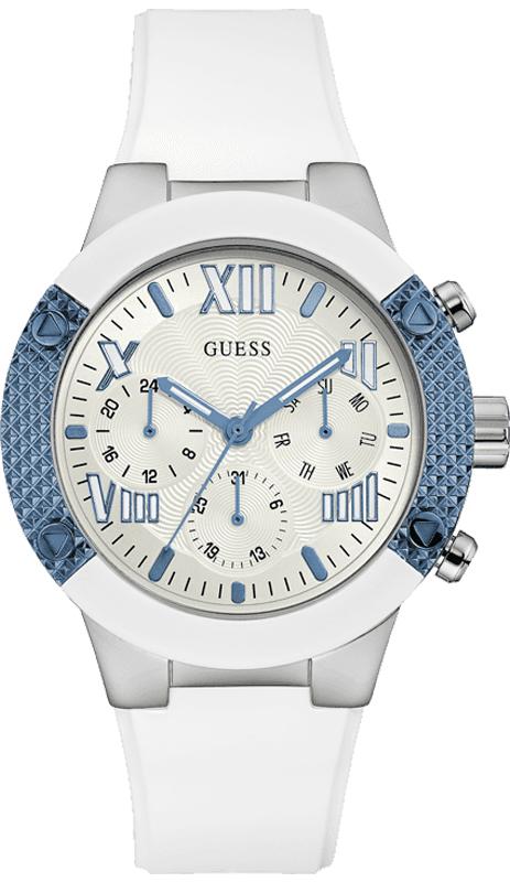 Наручные часы Guess Sport Steel Gent W0772L3