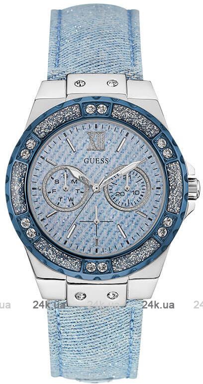 Наручные часы Guess Sport Steel Gent W0775L1