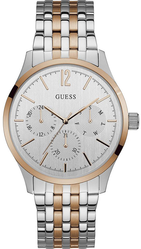Наручные часы Guess Dress Steel Watch W0995G3