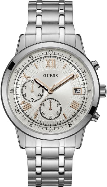 Наручные часы Guess Dress Steel Watch W1001G1