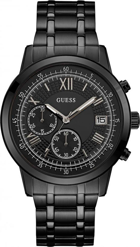 Наручные часы Guess Dress Steel Watch W1001G3