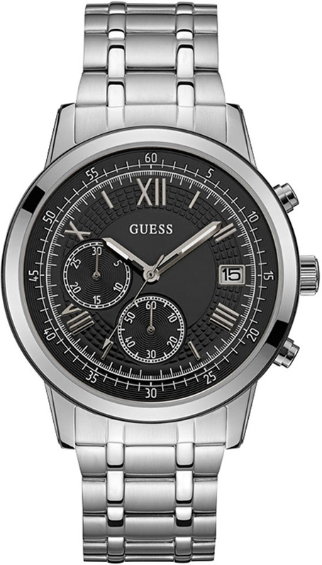 Наручные часы Guess Dress Steel Watch W1001G4