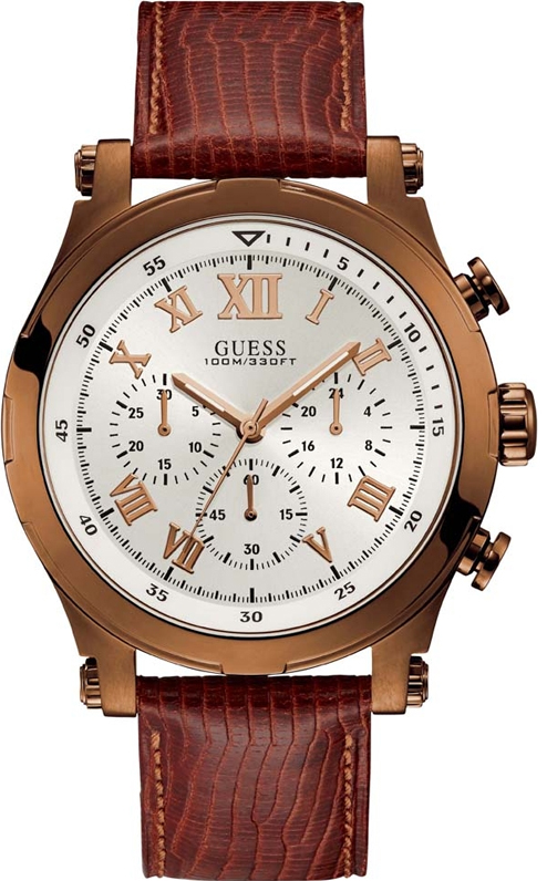 Наручные часы Guess Dress Steel Watch W1105G2
