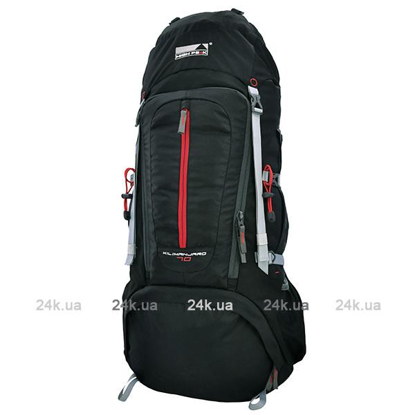 Купить Портфель/сумка High Peak Kilimanjaro Kilimanjaro 70 (Black)