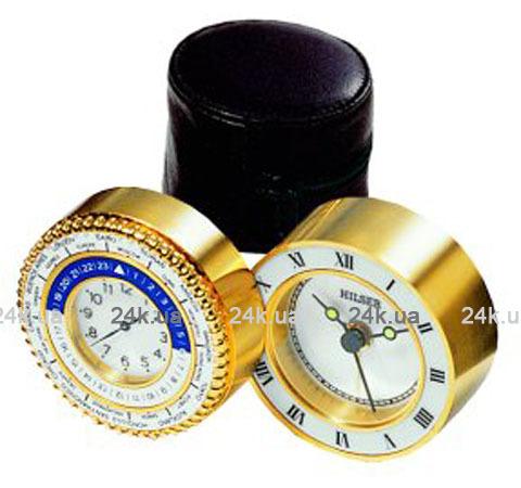 Часы Hilser Travel Master gold H1404141