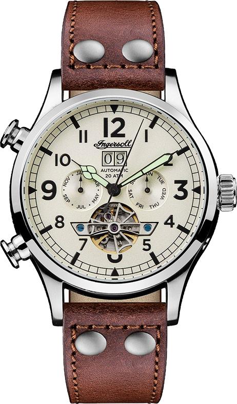 Наручные часы Ingersoll Armstrong Multifunction Automatic I02101