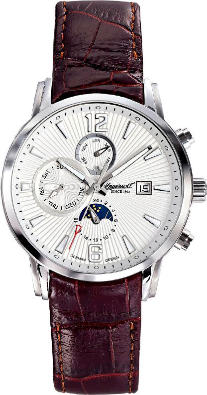 Наручные часы Ingersoll Brown Multifunction Automatic IN1302SL