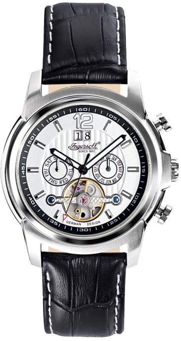 Наручные часы Ingersoll Firehand Multifunction Automatic IN1822SL