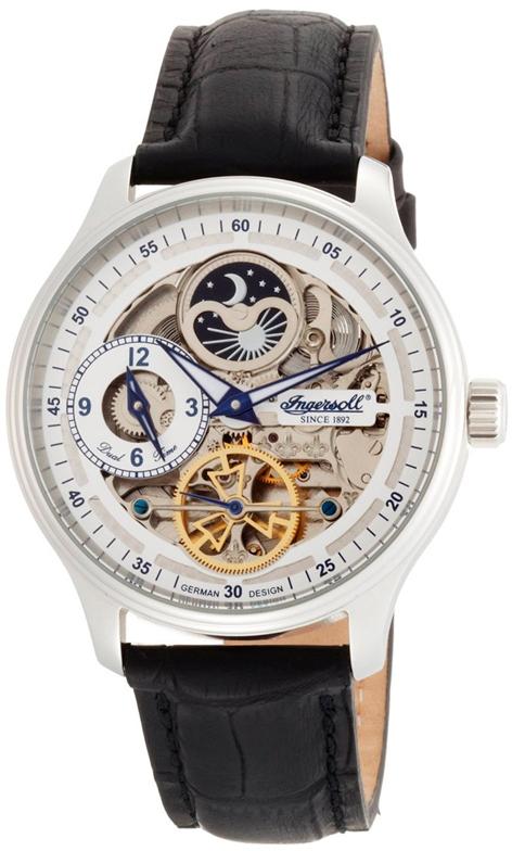 Наручные часы Ingersoll Boonville Skeleton Automatic IN2705WH