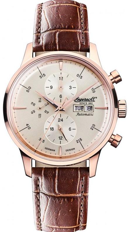 Наручные часы Ingersoll Columbia No1 Multifunction Automatic IN2819RCR
