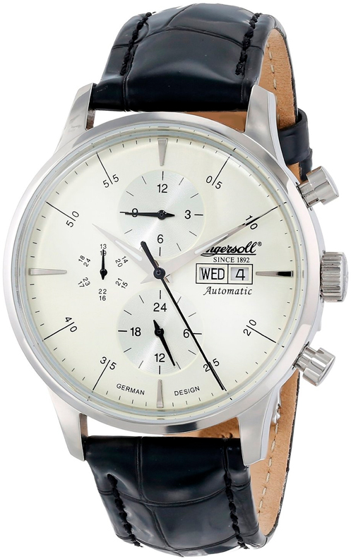 Наручные часы Ingersoll Columbia No1 Multifunction Automatic IN2819WH