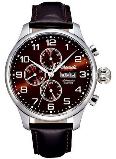 Наручные часы Ingersoll Apache Multifunction Automatic IN3900BR
