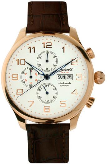Наручные часы Ingersoll Apache Multifunction Automatic IN3900RG