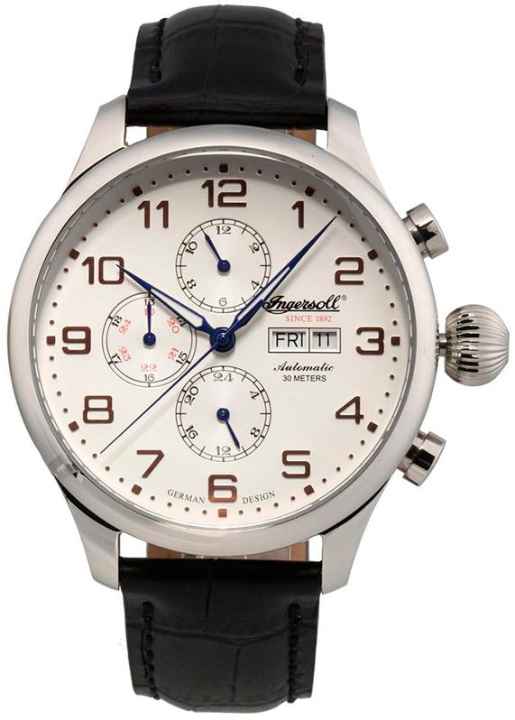 Наручные часы Ingersoll Apache Multifunction Automatic IN3900SL