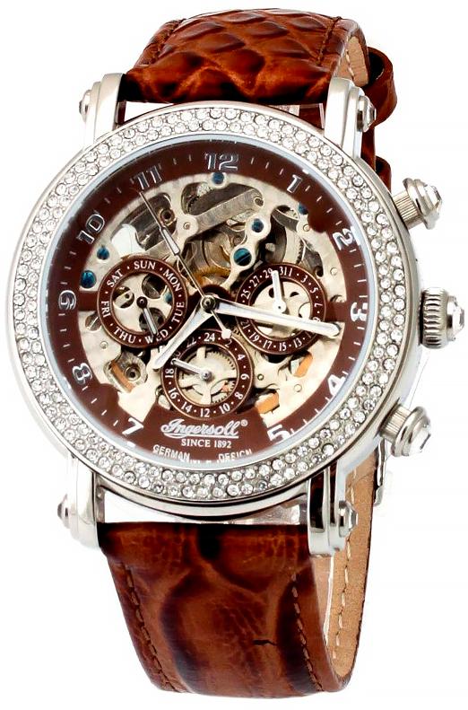 Наручные часы Ingersoll Dream Skeleton Automatic IN7202BR