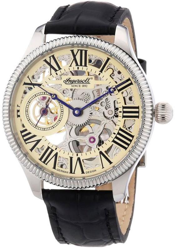 Наручные часы Ingersoll Arizona II Skeleton Automatic IN7904WHS