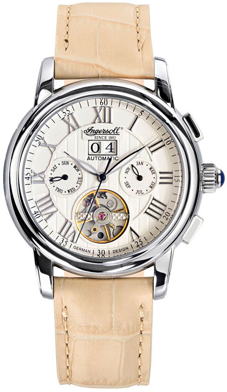 Наручные часы Ingersoll Douglas Multifunction Automatic IN8012WH