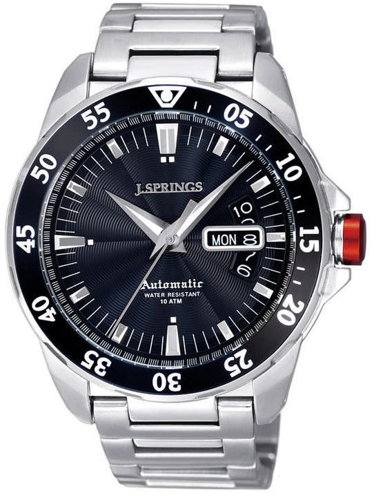 Наручные часы J.Springs Automatic Sports Day-Date BEB063