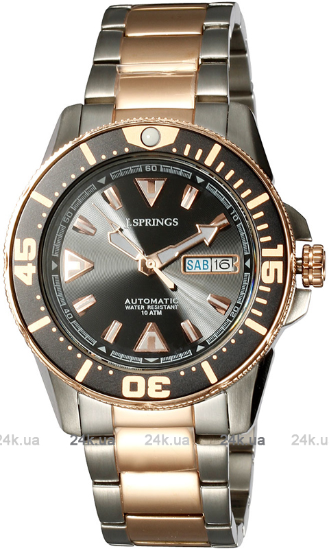 Наручные часы J.Springs Automatic Sports Day-Date BEB089