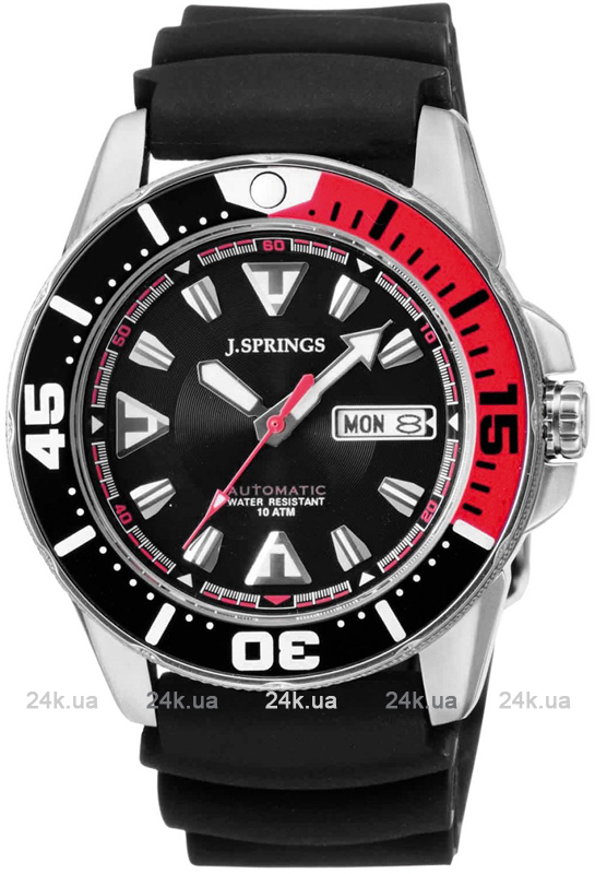 Наручные часы J.Springs Automatic Sports Day-Date BEB092