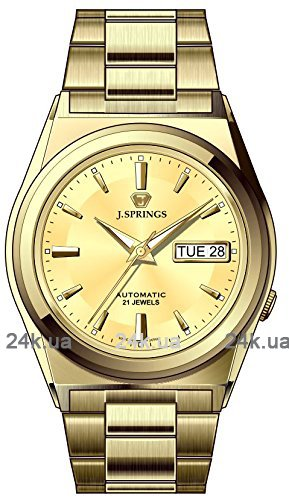 Наручные часы J.Springs Automatic Day-Date BEB520