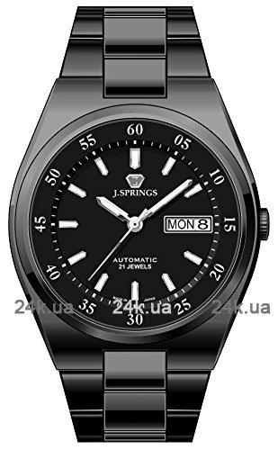 Наручные часы J.Springs Automatic Day-Date BEB571
