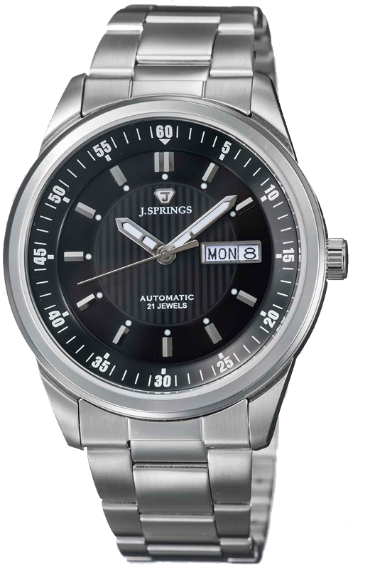 Наручные часы J.Springs Automatic Day-Date BEB581