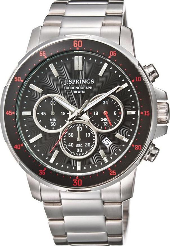 Наручные часы J.Springs Chronograph BFC001