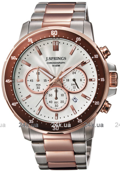 Наручные часы J.Springs Chronograph BFC003