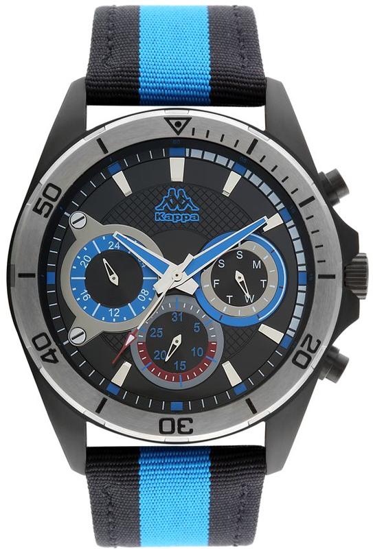 Наручные часы Kappa Turin KP-1403M-D