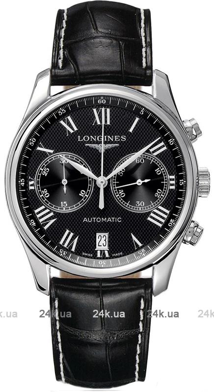 Наручные часы Longines Master Collection L2.629.4.51.8