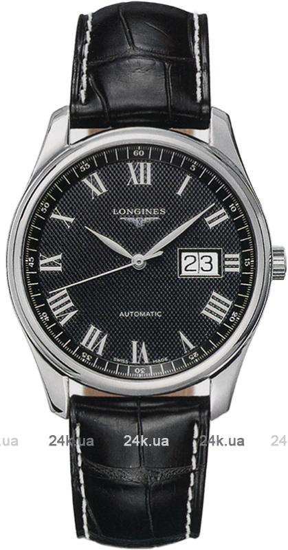 Наручные часы Longines Master Collection L2.648.4.51.8