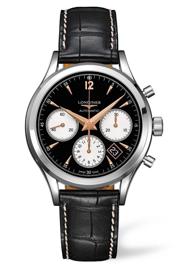 Наручные часы Longines Column-Wheel Chronograph L2.750.4.96.3