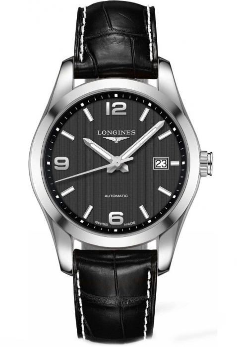 Наручные часы Longines Conquest Classic L2.785.4.56.5