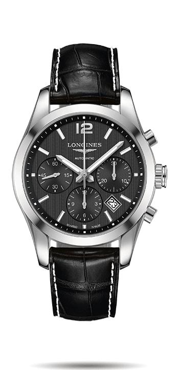 Наручные часы Longines Conquest Classic L2.786.4.56.3