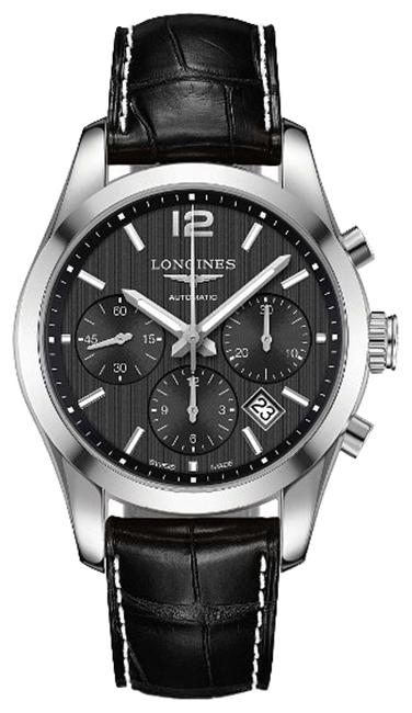 Наручные часы Longines Conquest Classic L2.786.4.56.5