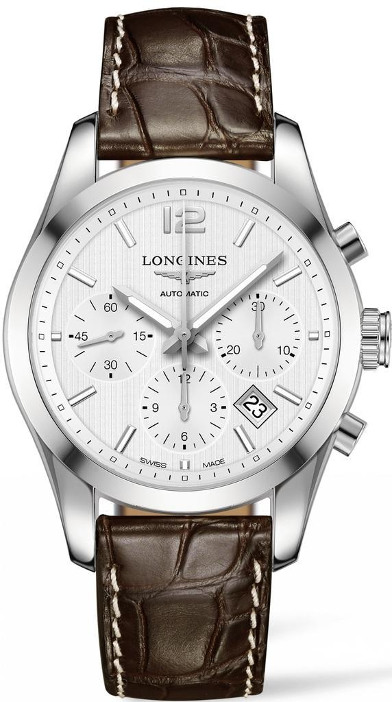 Наручные часы Longines Conquest Classic L2.786.4.76.5
