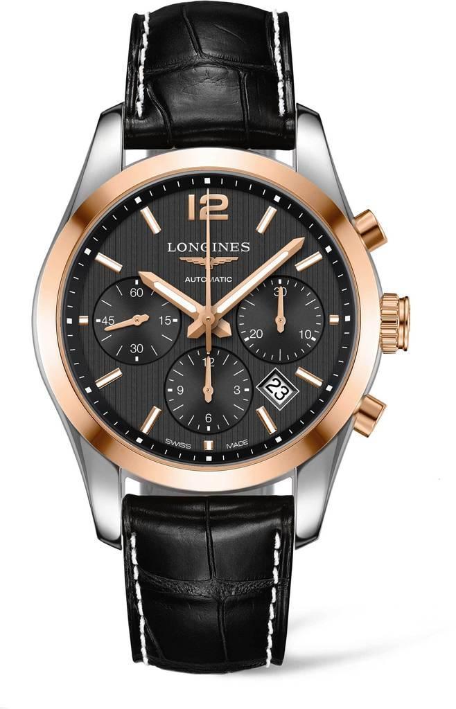 Наручные часы Longines Conquest Classic L2.786.5.56.5