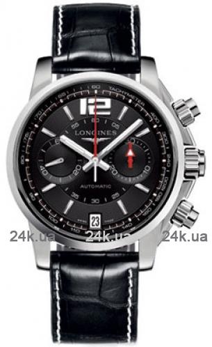 Наручные часы Longines Admiral Chronograph L3.666.4.56.2