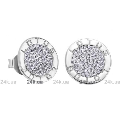 Серьги Lotus Earrings LP1252-4/1