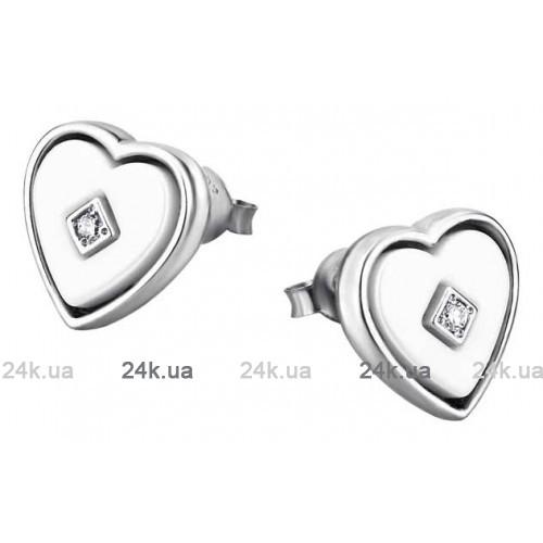 Серьги Lotus Earrings LP1277-4/3