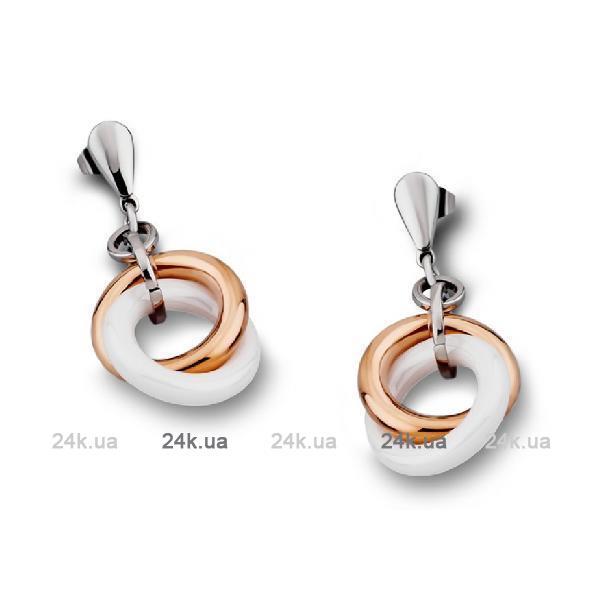 Серьги Lotus Earrings LS1610-4/3