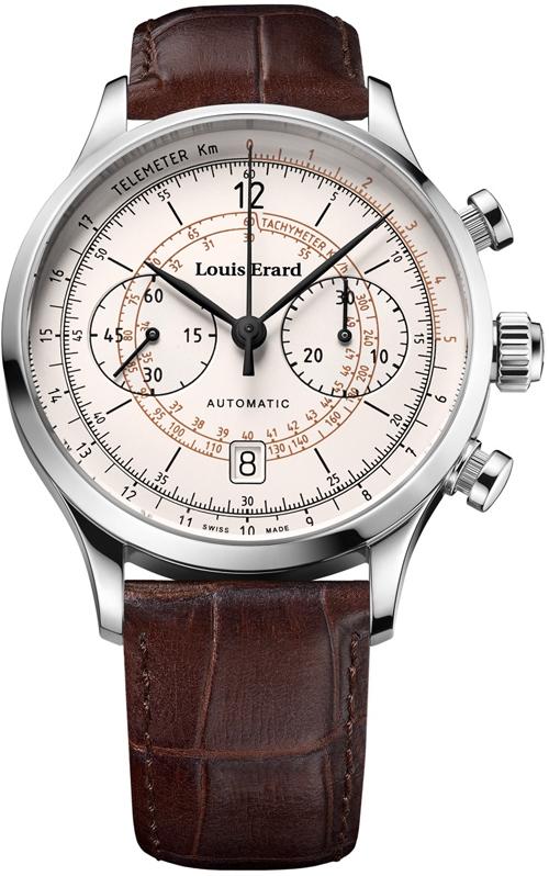 Наручные часы Louis Erard 1931 Chronograph Automatic 71245 AA01.BDC21