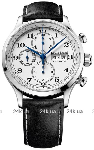 Наручные часы Louis Erard 1931 Day Date Chronograph 78225 AA01.BVA02